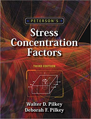 Petersons stress concentration factors