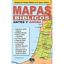Mapas BÍBlicos Antes Y Ahora