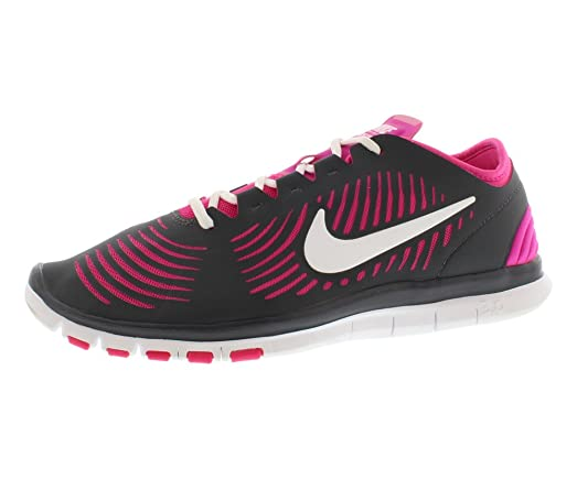 Wmns Free Balanza Womens Anthracite White Pink