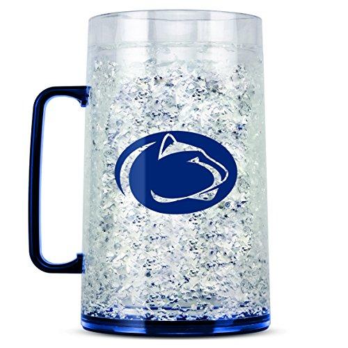 NCAA Penn State Nittany Lions 38oz Crystal Freezer Monster Mug ()