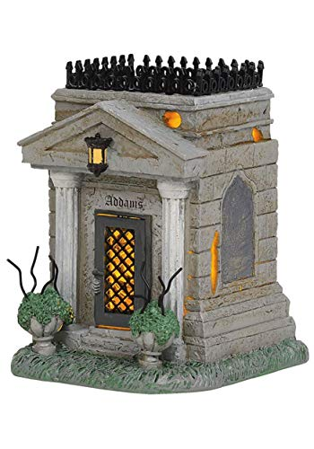 Department 56 Addams Family Crypt Collectible Standard