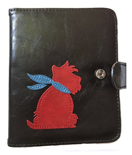 Scottie / Westie Dog Passport Wallet (Westie Wallet)