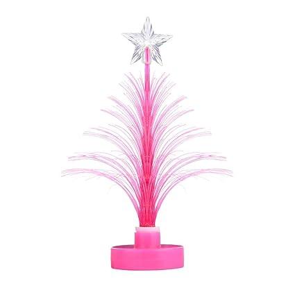 Amazon Com Asertyl Merry Led Color Changing Mini Christmas Xmas