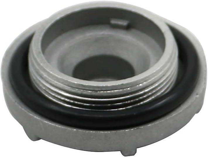 Motoparty Oil Drain Plug Cap /& Oring For Yamaha YFM350 YFM 350