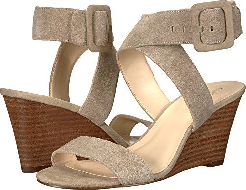 (Nine West Women's Javas Taupe Suede 9.5 M US)