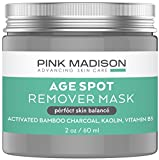 Dark Spot Corrector Age Spot Remover Mask. Best Age Spot Mask for Face, Hands, Body No Hydroquinone 2 oz