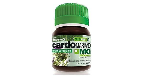 Soria Natural Mg Cardo Mariano 30 Comprimidos: Amazon.es: Salud y cuidado personal