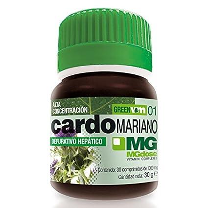 Soria Natural Mg Cardo Mariano 30 Comprimidos