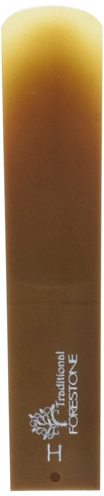 Forestone - FBS040 Baritone Saxophone Reed F4 - Brown