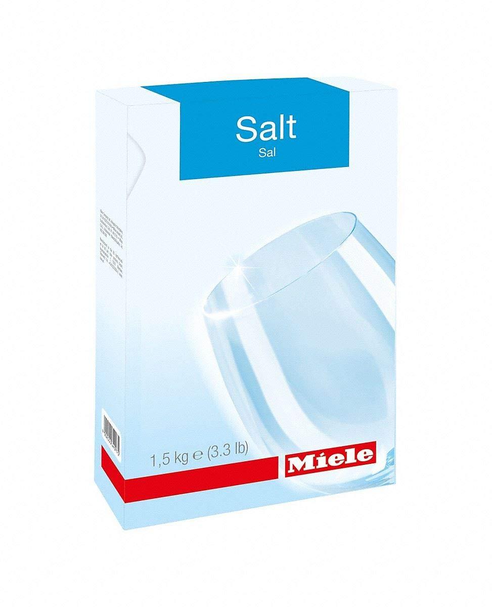 Nutwell Miele - Sal para lavavajillas (1,5 kg): Amazon.es: Hogar