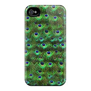 Bumper Cell-phone Hard Covers For Iphone 4/4s (Rva18064FoKH) Support Personal Customs Colorful Green Day Image