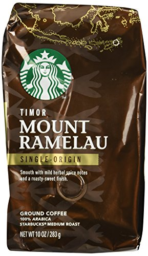 Starbucks Timor Mount Ramelau Ground Coffee