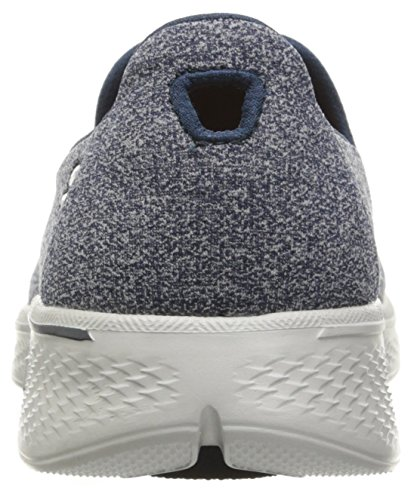 Skechers Damen Gowalk 4-super Sok 4 Sneakers Marine