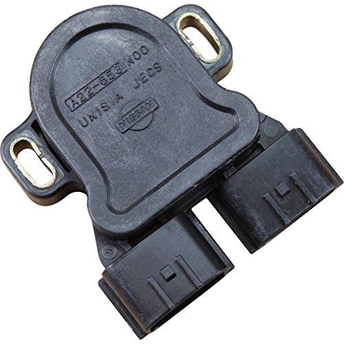AIP Electronics TPS Throttle Position Sensor Compatible Replacement for 1998-2000 Nissan Altima 2.4L L4 Oem Fit TPS256