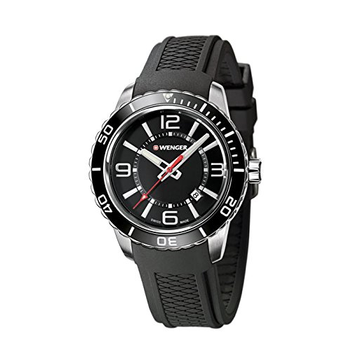 Wenger-Mens-Roadster-Swiss-Quartz-Stainless-Steel-and-Silicone-Casual-Watch