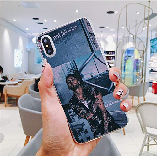33027091183 Blanket Plus Blanket From Talk Inspired by Zayn Malik Phone Case Compatible With Iphone 7 XR 6s Plus 6 X 8 9 Cases XS Max Clear Iphones Cases TPU