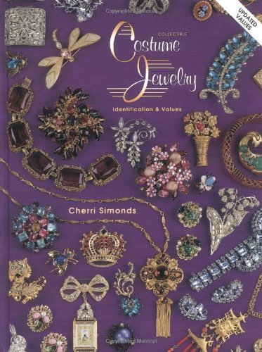 Aegean Costume - Collectible Costume Jewelry: Identification and Values Hardcover Illustrated, June 1, 1997