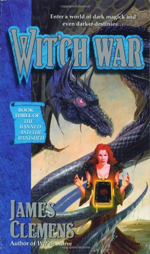 book cover of Wit\'ch War