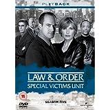 Law & Order: Special Victims Unit - Season 5