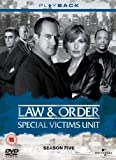 Law & Order: Special Victims Unit - Season 5 [6 DVDs] [UK Import]