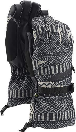 Burton Women's Gore-Tex Glove, Pelicans Freya Weave, Medium