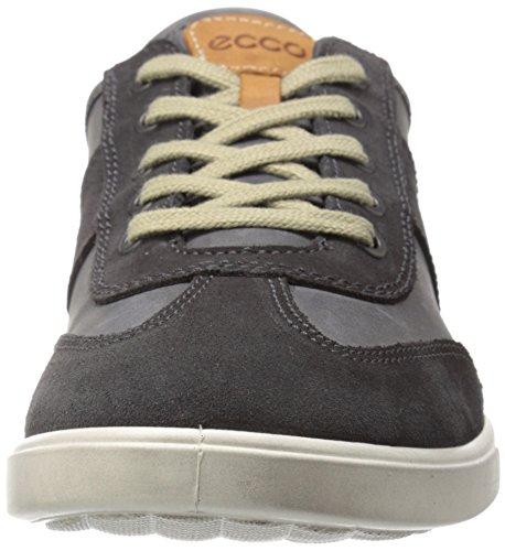 Mens Ecco Collin Retrò Moda Sneaker Senza Luna / Senza Luna