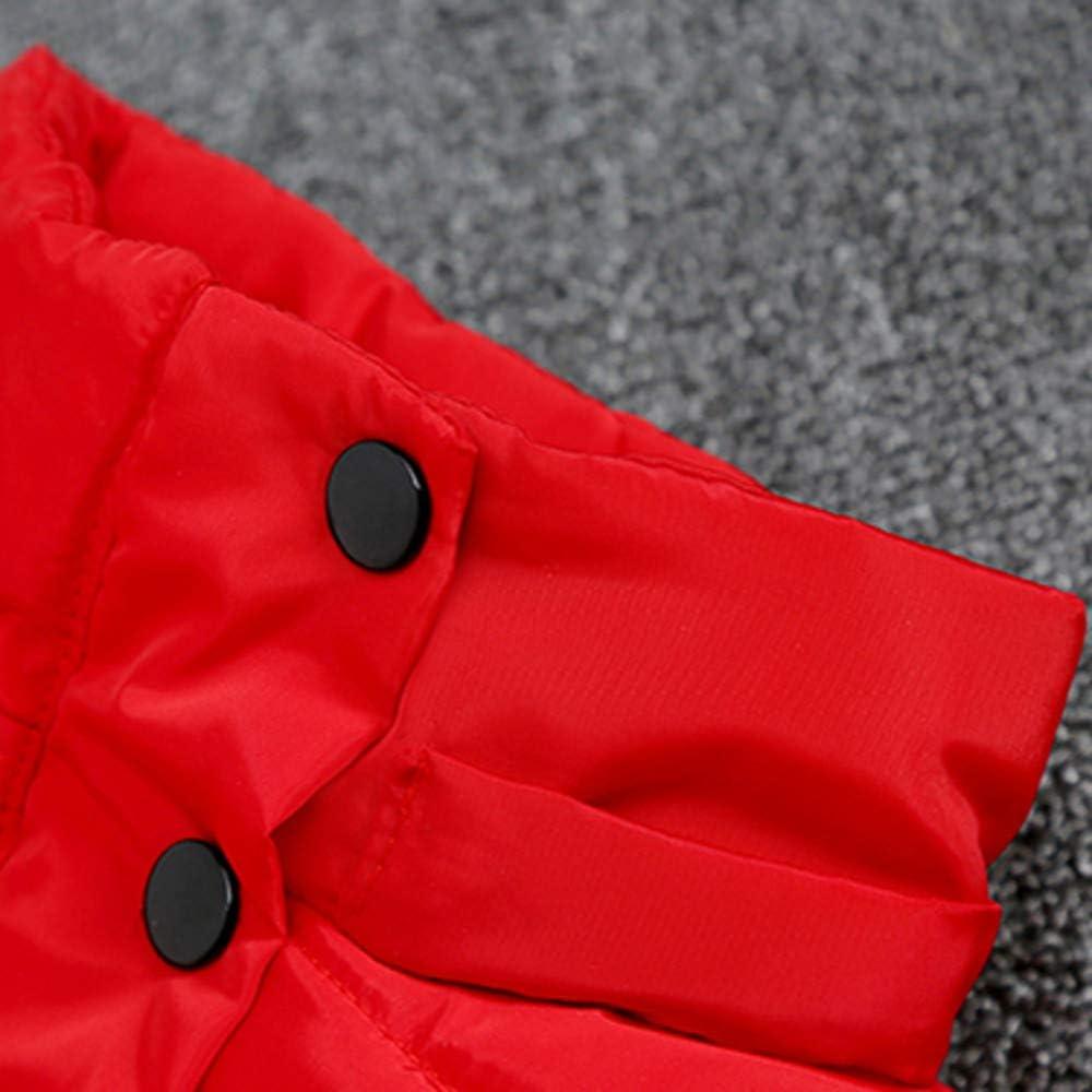Suma-ma Kids Girls Boys Down Jacket Windbreaker Bubble Coat Baby Cold Weather Clothes