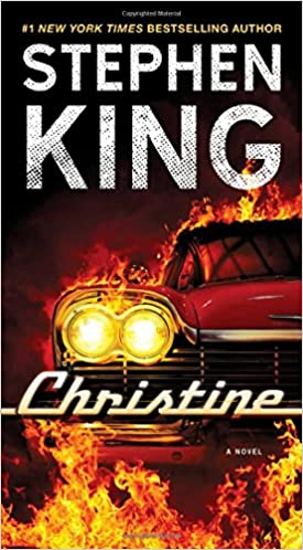 Stephen King Books List : Christine