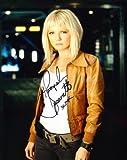 HANNAH SPEARRITT as Abby Maitland - Primeval Genuine Autograph