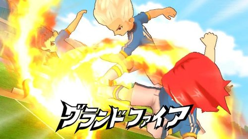 Inazuma Eleven Strikers [Japan Import]