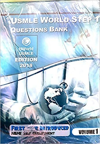 Buy USMLE U WORLD STEP 1 QUESTION BANK (VOL 1-7) Book Online