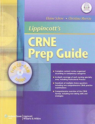 Lippincott's CRNE Prep Guide