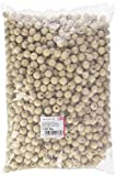 Pack of 1000 - 12mm Natural Wooden Beads Round Untreated Wood Balls 3mm Hole 100% Beechwood
