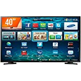 "Smart Tv Samsung 40"" Led - Full Hd - 2X Hdmi - Usb - Wi-Fi - Lh40Benelga/Zd, Smasung, Lh40Benelga/Zd"