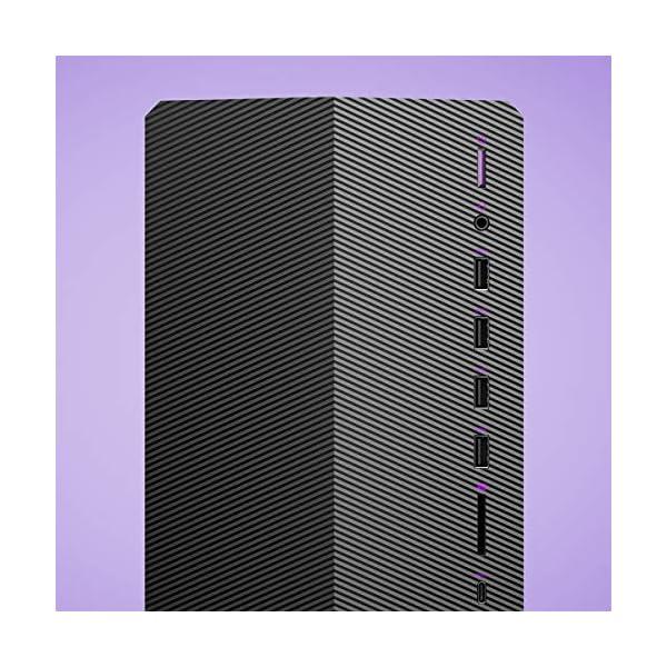 HP Pavilion Gaming 9th Gen Intel Core i7 Processor Tower Desktop (9th Gen i7-9700/16GB/1TB HDD + 512GB SSD/Win10 Home/GTX 1660 6GB Graphics/Black), TG01-0711in