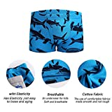 Taxzode Boys' Cool Comfort Breathable Soft Boxer
