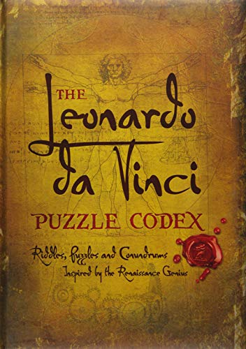 The Leonardo da Vinci Puzzle Codex Riddles, Puzzles and Conundrums Inspired by the Renaissance Genius [Galland, Richard Wolfrik] (Tapa Dura)