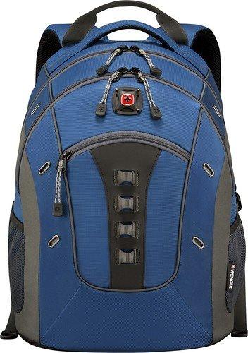 Swissgear Wenger mochila para portátiles de granito azul 16 Tablet bolsillo mochila escolar