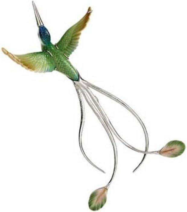 Amazon Com Franz Collection Long Tail Hummingbird Pin Garden Outdoor
