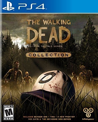 The Walking Dead Collection: The Telltale Series - PlayStation 4