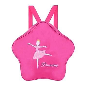 Goyajun Kids Ballet Bag - Mochila de Baile Casual Bailarina ...