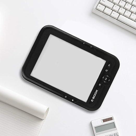 FDBF BK6006 HD 6 Pulgadas 4G / 8G / 16G Ereader Ebook Reader Comfortlight Pro Lector de Libros Negro 16G: Amazon.es: Hogar