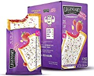 Legendary Foods Tasty Pastry — High Protein Tart Snack — Low Carb — Delicious Keto Breakfast (10 Pack)