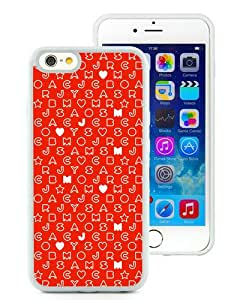 Hot Sale Marc By Marc Jacobs 10 White iPhone 6/6S 4.7 inches Screen TPU Phone Case Luxury and Nice Design