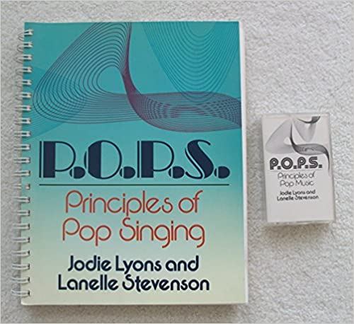 P.O.P.S.: Principles of Pop Singing (Book and Cassette)