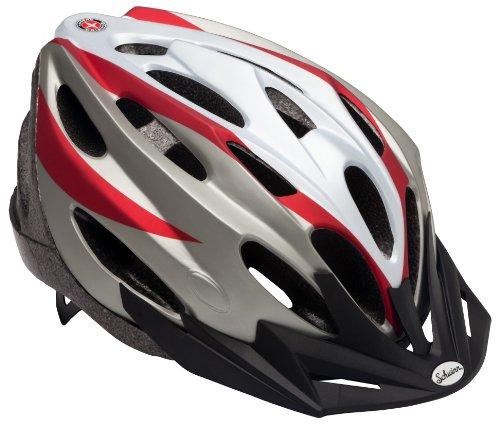 Schwinn Adult Traveler Helmet Silver