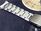 20mm Oyster Style Replacement Bracelet for Sandoz