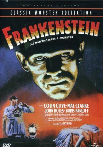 Frankenstein (Universal Studios Classic Monster Collection) -