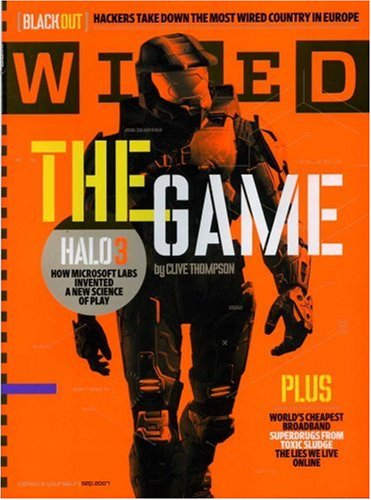 Wired Print Magazine