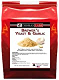 Thomas Labratories Brewer's Yeast and Garlic Powder, 5-Pound, My Pet Supplies